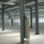 Cladiri Industriale - Portofoliu ESP