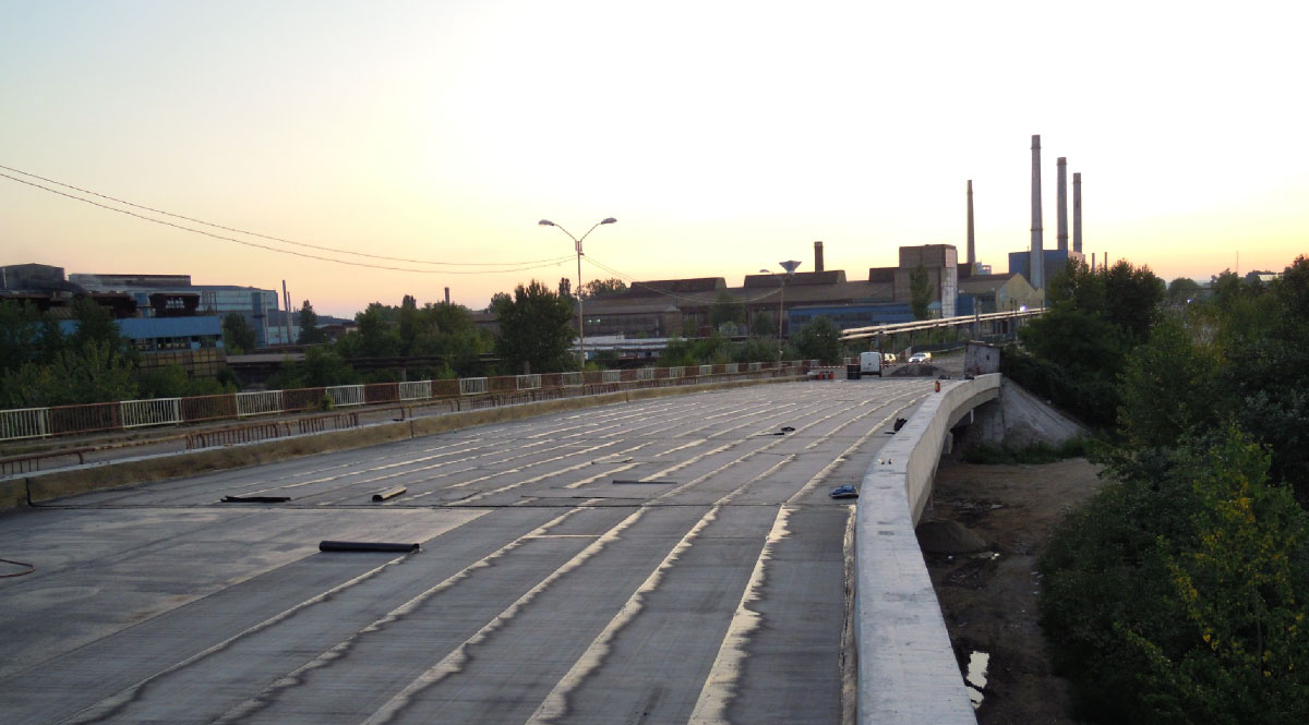 Lucrari Hidroizolatii Drumuri-Poduri - ESP Portofoliu
