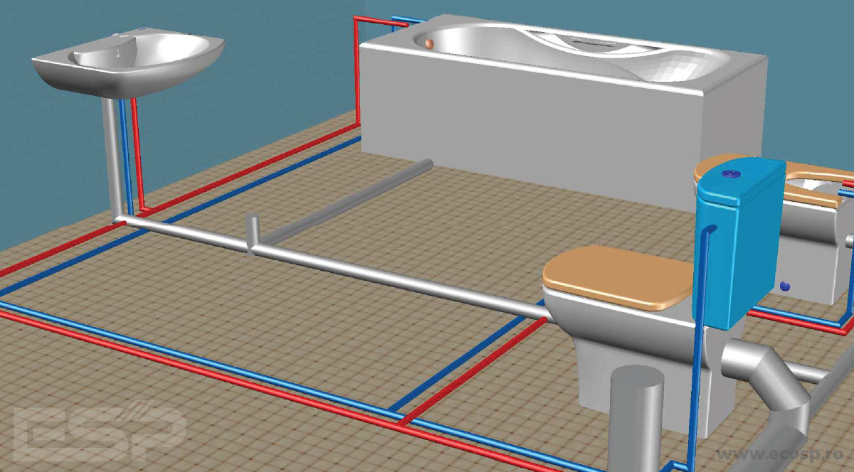 Executare Instalatii Sanitare Moderne - ESP Solutii