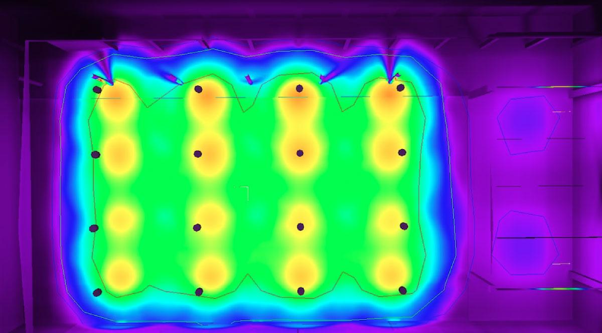 Expertiza Luminotehnica LED -  ESP Solutii