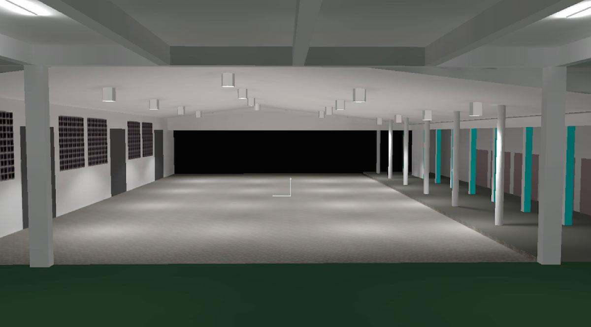 Sisteme Iluminat LED Spatii Industriale - ESP Solutii